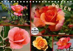 ROSEN – edel – elegant – verführerisch (Tischkalender 2019 DIN A5 quer) von GUGIGEI