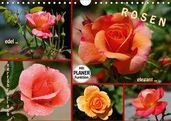 ROSEN – edel – elegant – verführerisch (Wandkalender 2019 DIN A4 quer) von GUGIGEI