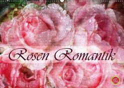 Rosen RomantikAT-Version (Wandkalender 2019 DIN A2 quer) von Cross,  Martina