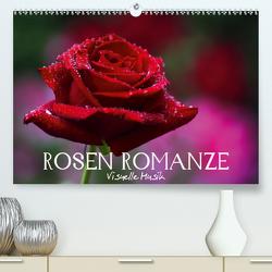 Rosen Romanze – Visuelle Musik (Premium, hochwertiger DIN A2 Wandkalender 2020, Kunstdruck in Hochglanz) von Photon (Veronika Verenin),  Vronja