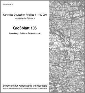 Rosenberg in Schlesien – Tschenstochau