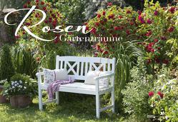 Rosengartenträume 2020 – Bildkalender quer (50 x 34) – Blumen – Garten – Wandkalender von ALPHA EDITION