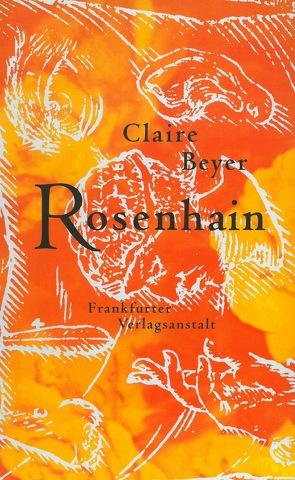 Rosenhain von Beyer,  Claire