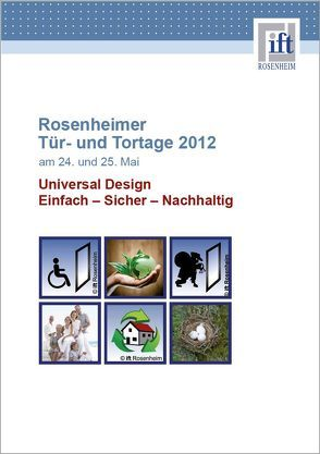 Rosenheimer Tür- und Tortage 2012 von ift Rosenheim GmbH