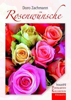Rosenwünsche von Zachmann,  Doro