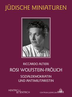Rosi Wolfstein-Frölich von Altieri,  Riccardo