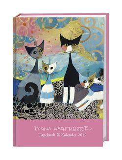 Rosina Wachtmeister Kalenderbuch A6 – Kalender 2019 von Heye, Wachtmeister,  Rosina