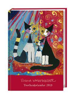 Rosina Wachtmeister Kalenderbuch A7 – Kalender 2019 von Heye, Wachtmeister,  Rosina