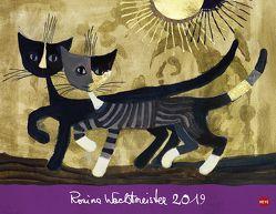 Rosina Wachtmeister Posterkalender – Kalender 2019 von Heye, Wachtmeister,  Rosina
