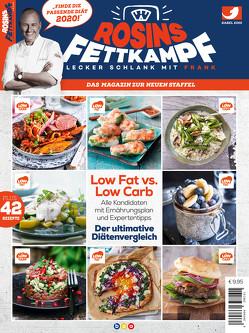 Rosins Fettkampf 2020 – Lecker schlank mit Frank von Jetter,  Marion, Rosin,  Frank