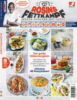 Rosins Fettkampf – Lecker schlank mit Frank von Jetter,  Marion, Rosin,  Frank