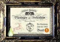 """Röslesland 1: """"Die Geschichte einst und jetzt"""" – Plieningen, Hohenheim, Birkach. Bebildert mit GPS Standortangaben von Lunke,  Oerny B, Lunke,  TY Oerny B. R."""