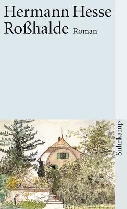 Roßhalde von Hesse,  Hermann