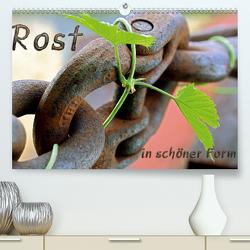 Rost in schöner Form (Premium, hochwertiger DIN A2 Wandkalender 2020, Kunstdruck in Hochglanz) von Adams,  Heribert