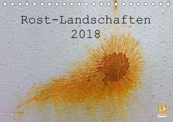 ROST-LANDSCHAFTEN 2018 (Tischkalender 2018 DIN A5 quer) von Stolzenburg,  Kerstin