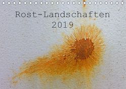 ROST-LANDSCHAFTEN 2019 / CH-Version (Tischkalender 2019 DIN A5 quer) von Stolzenburg,  Kerstin