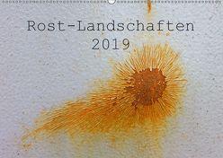 ROST-LANDSCHAFTEN 2019 / CH-Version (Wandkalender 2019 DIN A2 quer) von Stolzenburg,  Kerstin