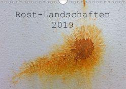 ROST-LANDSCHAFTEN 2019 / CH-Version (Wandkalender 2019 DIN A4 quer) von Stolzenburg,  Kerstin