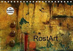 RostArt (Tischkalender 2019 DIN A5 quer) von Brausch,  Heidi