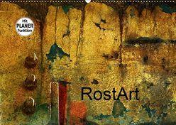 RostArt (Wandkalender 2019 DIN A2 quer) von Brausch,  Heidi