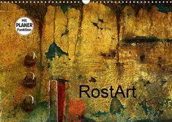 RostArt (Wandkalender 2019 DIN A3 quer) von Brausch,  Heidi