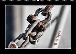 Rostiges (Wandkalender 2018 DIN A2 quer) von Roskamp,  Jan
