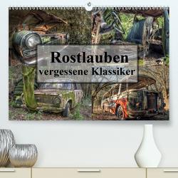 Rostlauben – vergessene Klassiker (Premium, hochwertiger DIN A2 Wandkalender 2021, Kunstdruck in Hochglanz) von Buchspies,  Carina