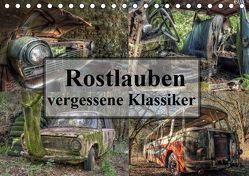 Rostlauben – vergessene Klassiker (Tischkalender 2019 DIN A5 quer) von Buchspies,  Carina