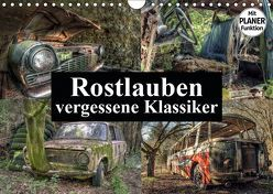 Rostlauben – vergessene Klassiker (Wandkalender 2019 DIN A4 quer) von Buchspies,  Carina