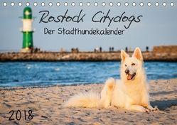 Rostock Citydogs – Der Stadthundekalender (Tischkalender 2018 DIN A5 quer) von Langer,  Jill