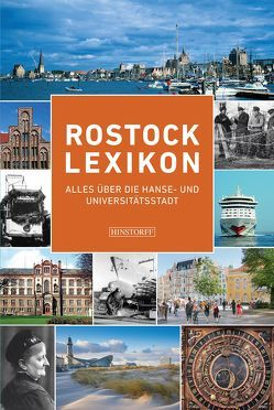 Rostock-Lexikon von Stutz,  Reno