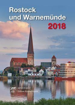 Rostock und Warnemünde 2018 von Reich, Lydia