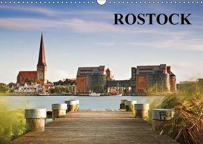 Rostock (Wandkalender 2018 DIN A3 quer) von Ködder,  Rico