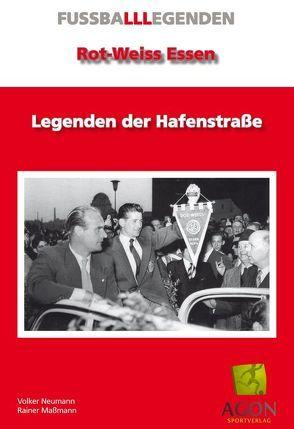 Rot-Weiss Essen von Maßmann,  Rainer, Neumann,  Volker
