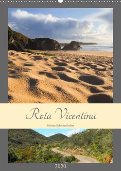 Rota Vicentina (Wandkalender 2020 DIN A2 hoch) von Miriam Schwarzfischer,  Fotografin