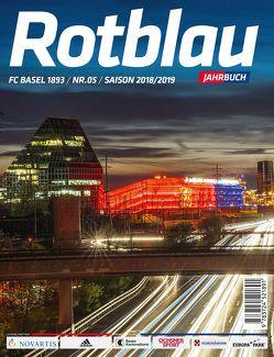 Rotblau Jahrbuch