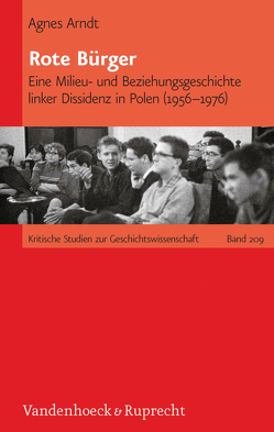 Rote Bürger von Arndt,  Agnes