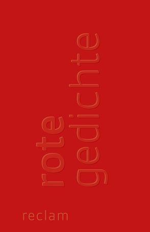 Rote Gedichte von Polt-Heinzl,  Evelyne, Schmidjell,  Christine