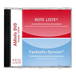 ROTE LISTE® 3/2020 AMInfo-DVD – ROTE LISTE®/FachInfo – Abo (4 Ausgaben pro Jahr)