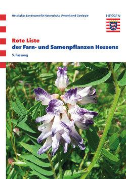Rote Liste der Farn- und Samenpflanzen Hessens