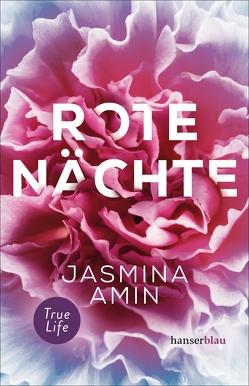 Rote Nächte von Amin,  Jasmina
