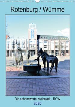 Rotenburg / Wümme – 2020 (Wandkalender 2020 DIN A3 hoch) von Klünder,  Günther
