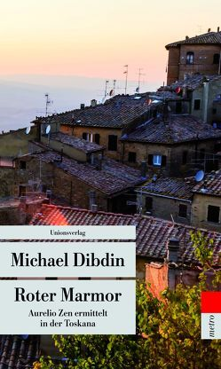 Roter Marmor von Dibdin,  Michael, Schlootz,  Ellen