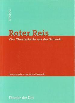 Roter Reis von Koslowski,  Stefan