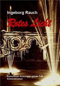 Rotes Licht von Rauch,  Ingeborg