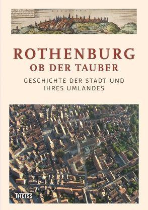 Rothenburg ob der Tauber von Borchardt,  Karl, Rupp,  Horst