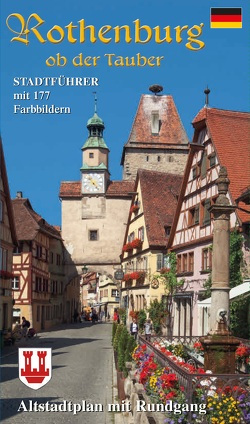 Rothenburg ob der Tauber von Sauer,  Willi