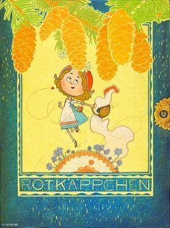 Rotkäppchen – Original Grimms Märchen interaktiv (engl./span.)