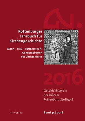 Rottenburger Jahrbuch für Kirchengeschichte 35/2016