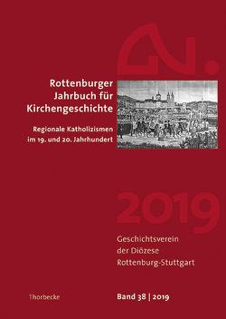 Rottenburger Jahrbuch für Kirchengeschichte 38/2020